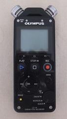 ステレオレコーダー